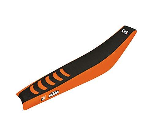Compatible con: repuesto para SX 85-18/21 – Funda de sillín doble Grip 3-1527H