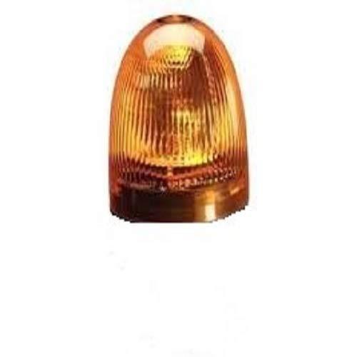 HELLA 9EL 864 074-001 Lichtscheibe, Rundumkennleuchte - Lichtscheibenfarbe: gelb