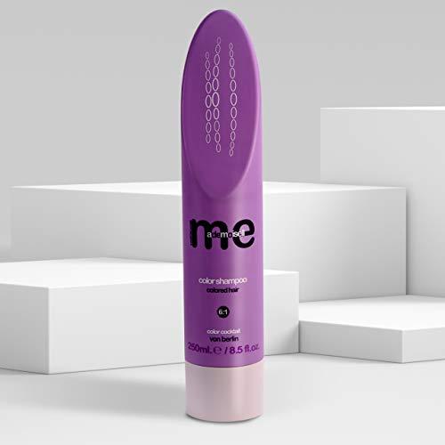 MeMademoiselle Color Shampoo für gefärbtes Haar I Farbschutz Shampoo ohne Silikone I vegane Haar-Pflege für coloriertes Haar I Made in Germany I Haar Shampoo Damen (250ml)