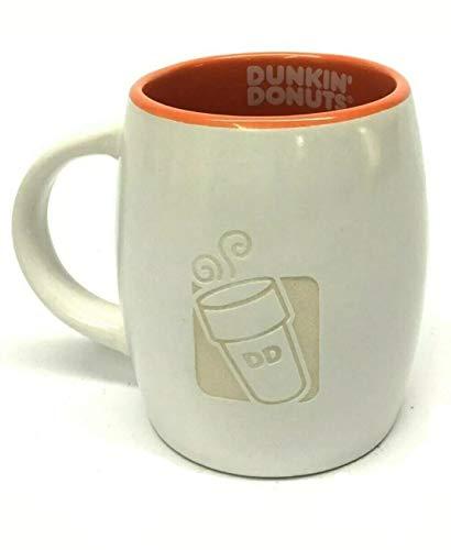 Dunkin' Donuts Engraved 14oz Mug