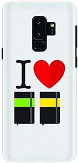 Stylizedd Samsung Galaxy S9 Plus Slim Snap Case Cover Matte Finish - I Love Notebook