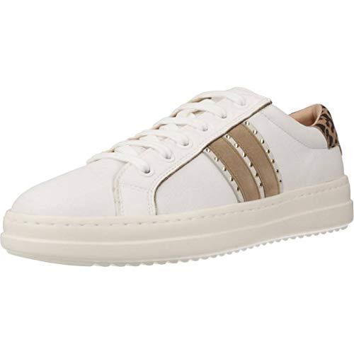 Geox D Pontoise D, Zapatillas Mujer