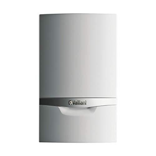 Caldera de gas de condensación mixta modelo Ecotec Plus VMW 306/5-5, calefacción de 25kW y 30kW en ACS, caudal de agua de 17,2 l/h, GLP, 33,8 x 44 x 72 centímetros (referencia: 0010021811)