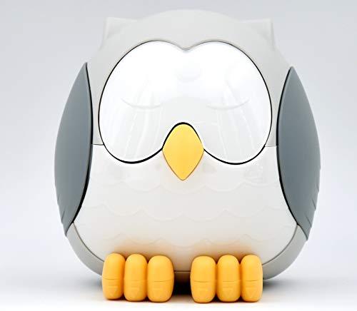 Difusor Young Living Feather The Owl con 10 ajustes de LED y 5 sonidos de ruido blanco 26945