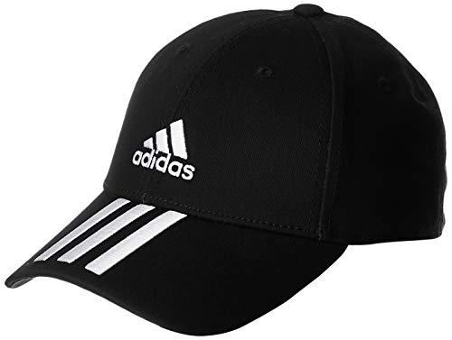Adidas Unisex Hat Bball 3s Cap Ct czapka z daszkiem czarny czarny/bia?y/bia?y OSFW