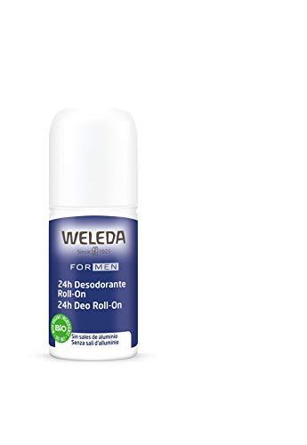 Weleda babyshampoo Deodorant Roll-On Frisse verkwikkende heren- 50 ml