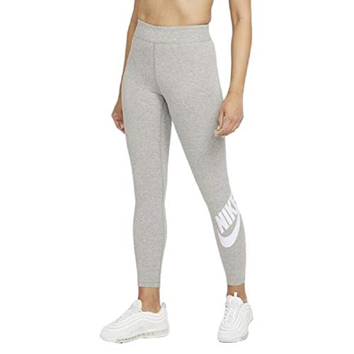 Nike Essential High Rise GX Leggings Tights (S, Grey)
