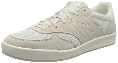 New Balance Unisex-Erwachsene CRT300-EE-D Sneaker, Beige (beige/White beige/White), 40.5 EU