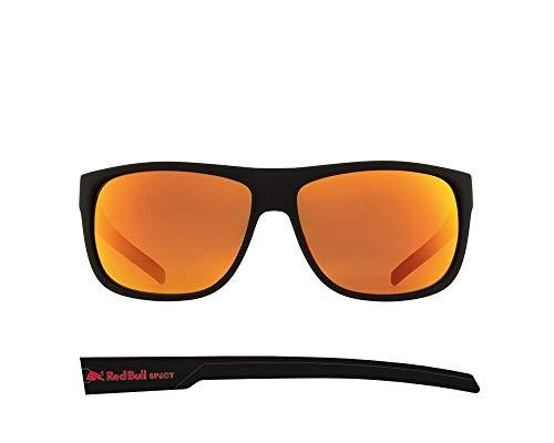 Red Bull SPECT Eyewear Herren Sonnenbrille LOOM-001P Black