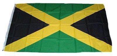 Fahne / Flagge Jamaika NEU 90 x 150 cm Flaggen