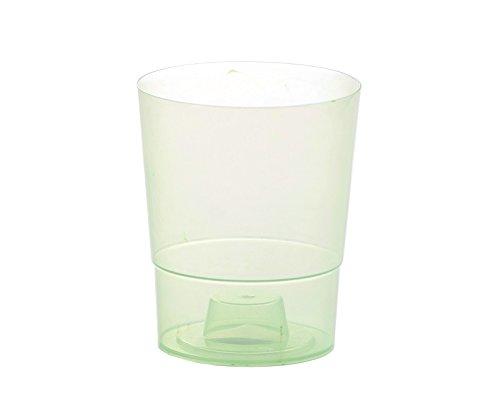 Orchidée Pot de fleurs – Lotex24 Coubi Dsto – 12,5 cm – Vert -