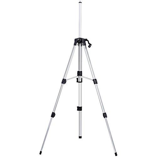 50 inch 1,2 m hoogte opvouwbare bodem laser niveau statief licht met tas