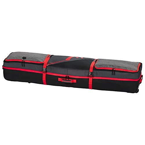 Tête Unisexe Housse Sac de Voyage, Anthracite/Noir/Rouge, 150