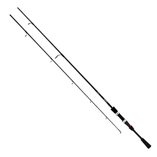 Daiwa LAG701MHFB 7-Foot Laguna Trigger Rod with 10 to 20-Pound Line Weight, Fast Action, No. 8 Guides, Black Finish