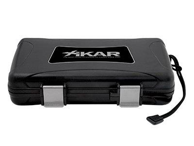 Xikar Luftbefeuchter Reisebett Luxus Humidor Fall für 5Zigarren