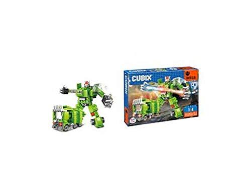 Cubix GSC-Construcción Robot
