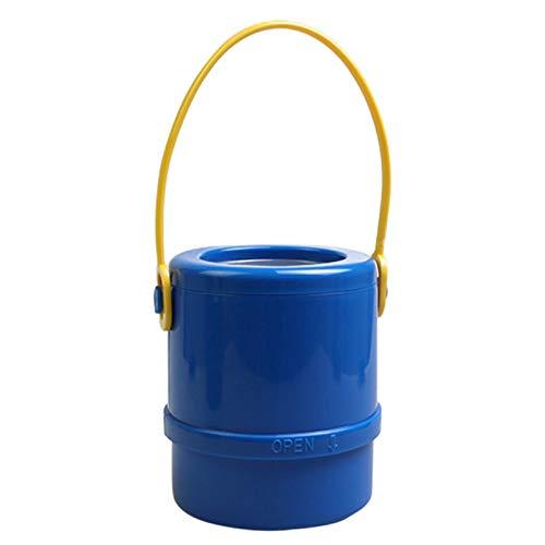 Dingyue Cubo de almacenamiento plegable para paraguas colgante mini caja de almacenamiento telescópica puede soportar 2 kg