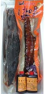 高知県特産品 本場高知の味 焼かつお・ワラ焼かつおタタキ 各1本セット(計800g以上)