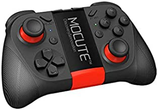 Ciyoon New Wireless Bluetooth Game Controller Phone Gamepad Wireless Rechargeable Bluetooth Pro Game Pad Joystick Controller for Android TV PC Remote Control