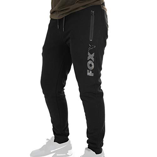 Fox Black/Camo Print Jogger - Angelhose, Größe:XXL