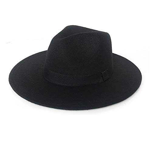 Chentaocs hoed van wol, oranje, elegant, Fedora, voor dames, herfst, vintage, trilby-petten, brede brim, kersen, jazz, panama, mannen, hoeden van vilt, eenvoudig te gebruiken