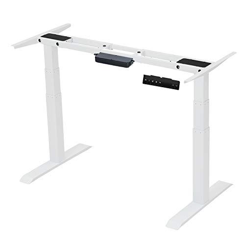 Forfar Höhenverstellbarer Schreibtisch Elektrisch höhenverstellbares Tischgestell Mit Memory-Steuerung