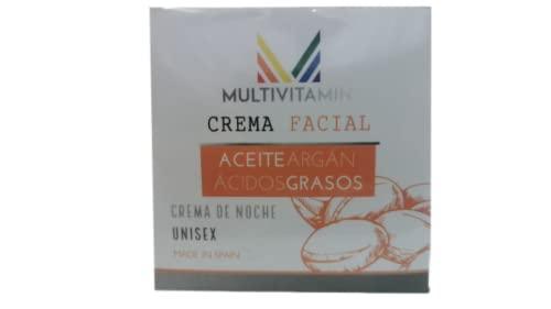 Edición otoño-invierno de Crema Facial Anti-edad, con aceite de argán y glicoproteína de aceituna (50 ML)
