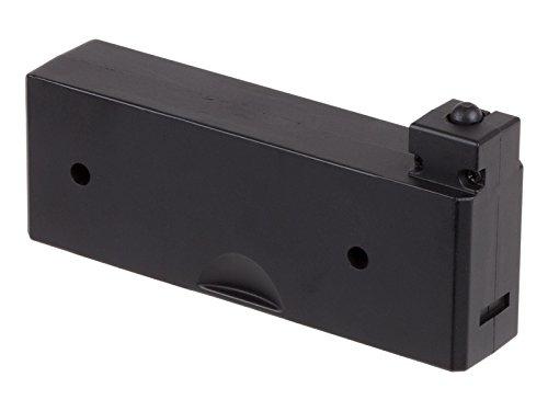 Asg M40A3 Resorte 28 Cargador, Unisex Adulto, Negro, Talla Única