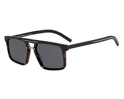 Christian Dior Blacktie262S 0862K Havana - Gafas de sol, color negro y gris