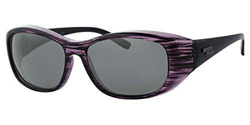 REVEX polarisierte Überbrille Sonnenbrille für Brillenträger CAT 3 Modell 1