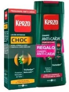 Kerzo, Producto para la caída del cabello - 400 ml.