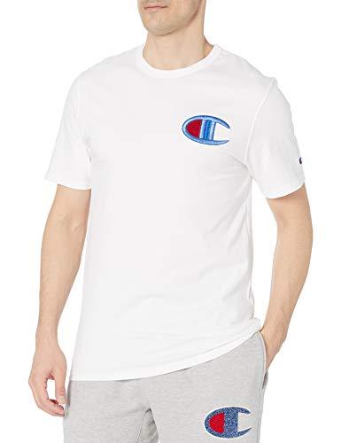 Champion Life Men's Heritage Shirt, White, Medium
