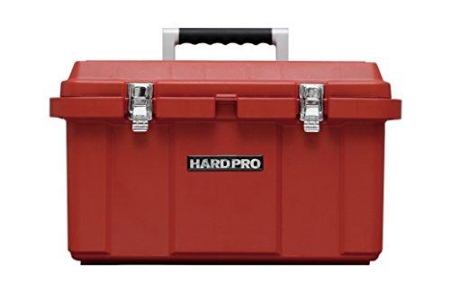 アイリスオーヤマ 工具箱 ハードプロ 50 レッド【幅約53×奥行約27×高さ約31cm】