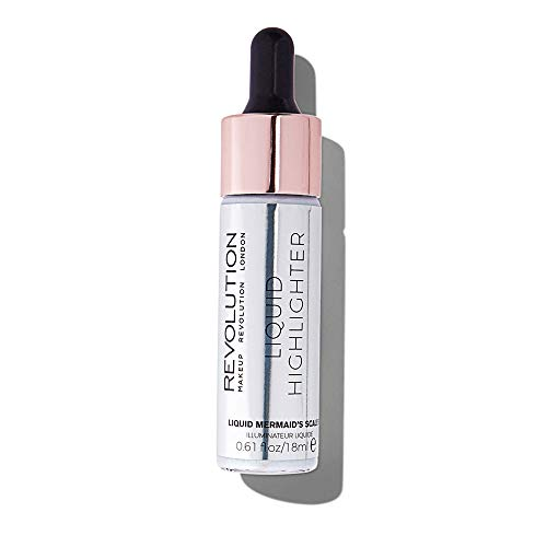 Makeup Revolution - Highlighter liquide - Highlighter liquide - Scales sirènes.