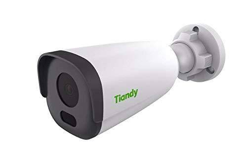 Tiandy TCL-NCL514S-EU 5 MP IR Starlight Mini Bullet IP-camera 4 mm