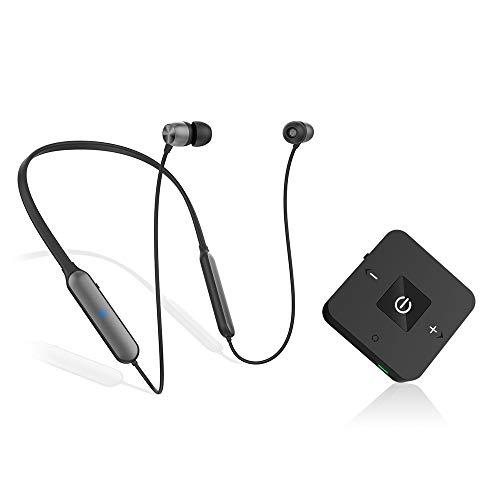 Golvery Auriculares Bluetooth ver televisión transmisor