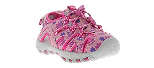 Khombu Cheeky Girls' Casual Shoe Pink in Size 10