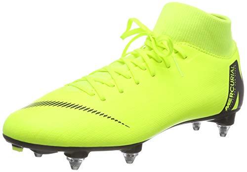 Nike Unisex-Erwachsene Superfly 6 Academy Sg-pro Fußballschuhe, Grün (Volt/Black 701), 42 EU