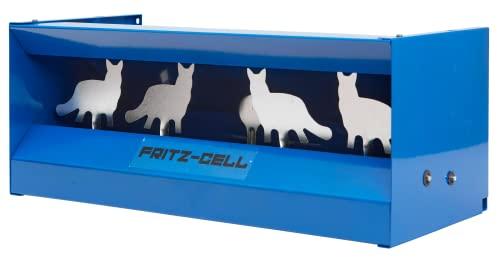 fritz-cell fritz-cell blau Entenkasten Kugelfangkasten Pendelkasten Bild