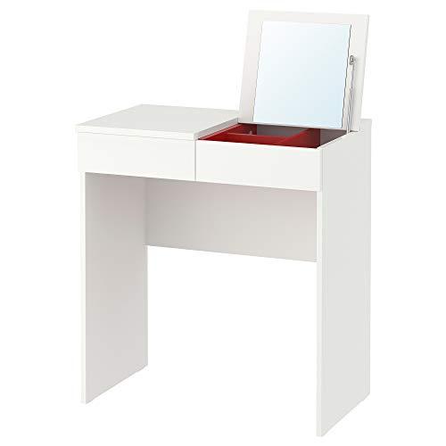 closet desk ikeas IKEA Brimnes Dressing Table, White