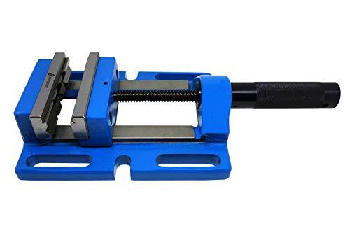 PAULIMOT Bohrmaschinen-Schraubstock 120 mm Backenbreite
