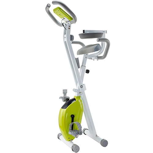 Hometrainer Stationair Opvouwbaar Magnetisch Staand Ligfiets Ligfiets Hometrainer met LCD-scherm, verstelbare stoel Perfect voor mannen en vrouwen thuis