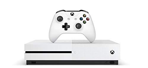 Console XBOX ONE 'S' 1TB Blanc EU