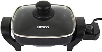 Nesco ES-08 Die-Cast Aluminum Electric Skillet