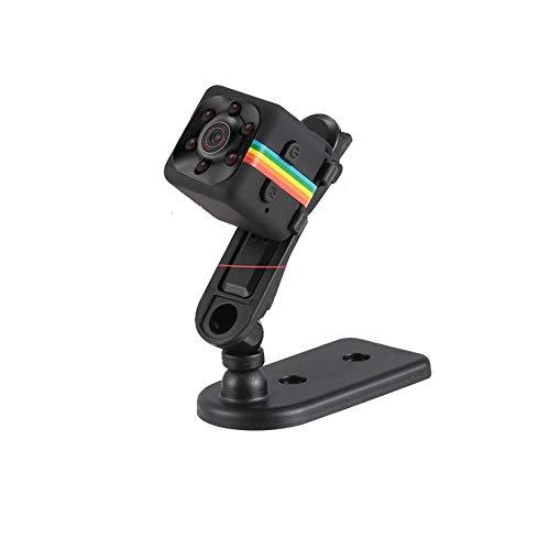 XJJZS Mini cámara de la cámara de Aire Deporte de visión Nocturna cámara de Seguridad Inicio Mini cámara grabadora de cámara de vigilancia al Aire Libre