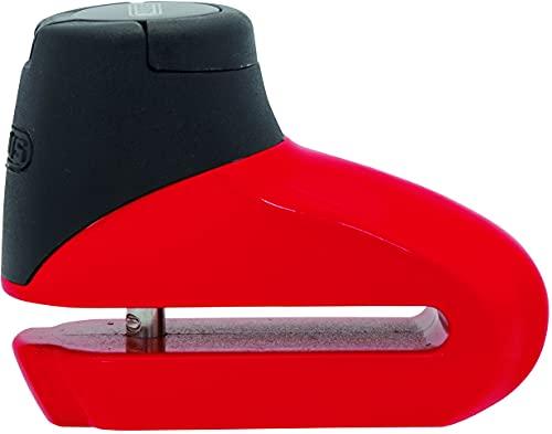 ABUS 10733321 Bremsscheibenschloss 305 red, rot