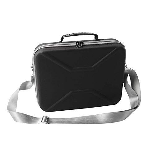 Hensych draagtas voor Insta360 One X panoramakamera-accessoires, harde schouder/crossbody-handtas, met 3,8 cm brede riem