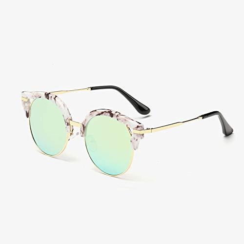 TYJYY zonnebrillen merk design retro zonnebrillen dames frame zonnebril frame UV400