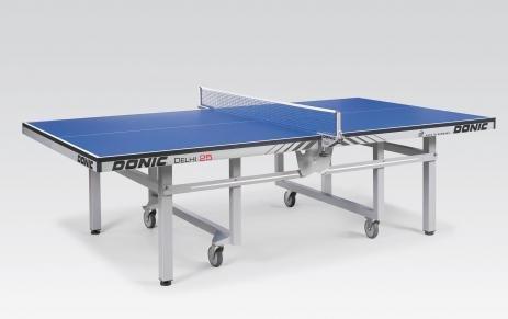 Tischtennistisch DONIC DELHI 25 Ausführung blaue Spielfläche