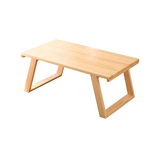 TXOZ - Mesa de centro de mesa pequeña, mesa de comedor, mesa de estudio, mesa móvil, mesa pequeña para dormitorio, mesa de desayuno, balcón, escritorio.
